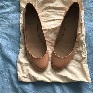 J.Crew Block heeled shoe